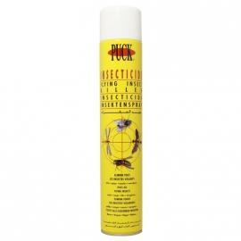 Insecticide VOLANTS 750 ml - Action immédiate et curative - mouches, moustiques, guêpes, mites, moucherons.