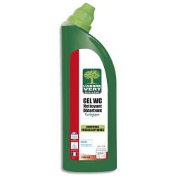 WC DETARTRANT GEL ARBRE VERT - FLACON 750 ml
